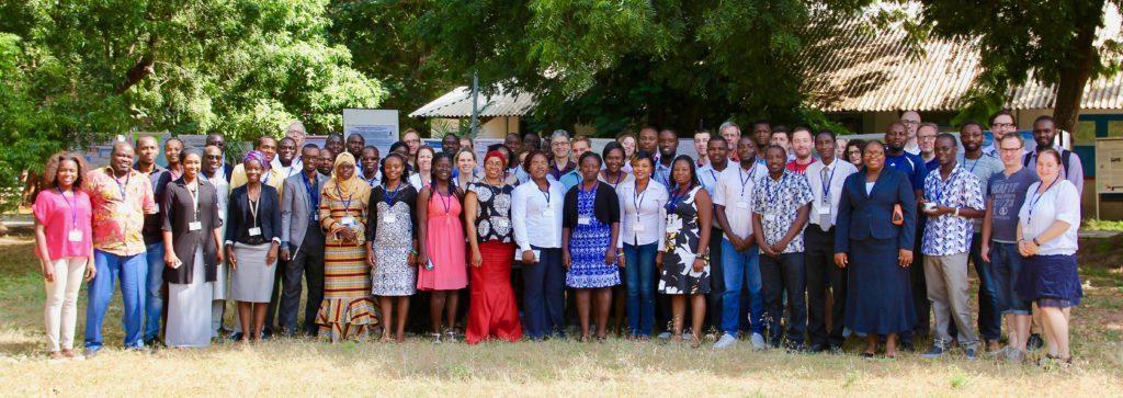 Immuno-Gambia course - Participants