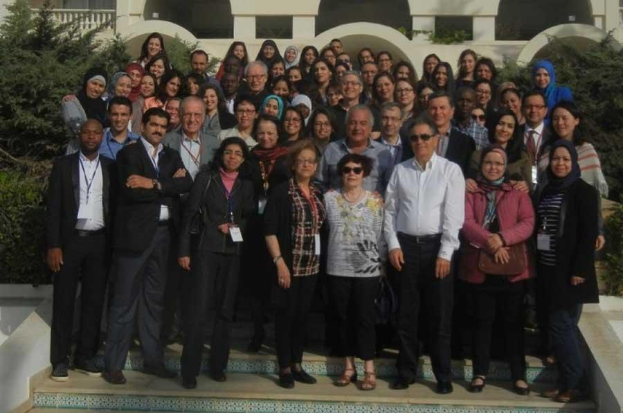 Immuno Tunisia participants