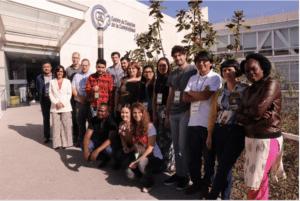 Travel Awardees -from Argentina, Honduras, Brazil, Benin, Kenya and Tunisia- with members of the Organinzing Committee from ALAI, IUIS Edu Comittee and Immunopaedia.